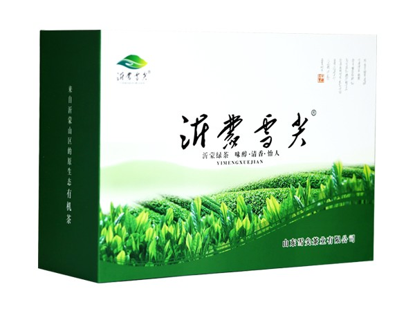 沂蒙雪尖绿茶小礼盒