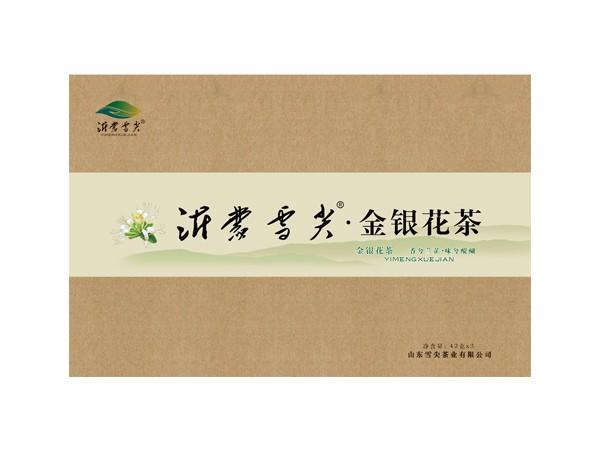金银花茶绿茶