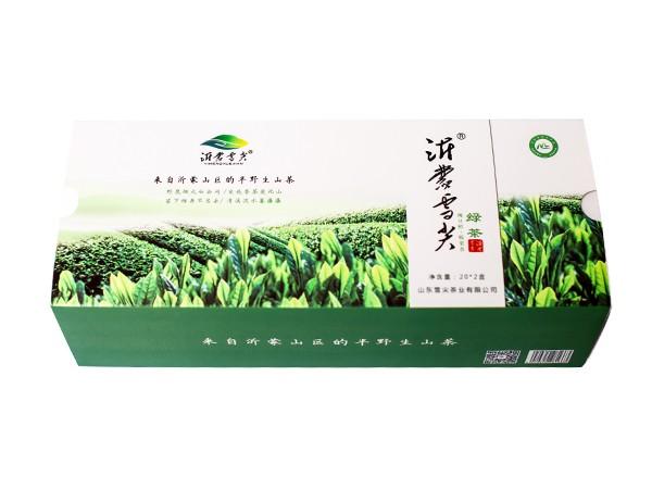 沂蒙雪尖妙玉系列-绿茶